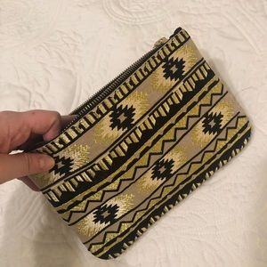 Bags - Small zipper clutch